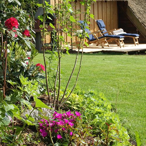 Paradies-Garten