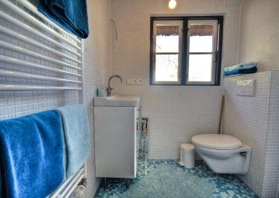 Ferienhaus am Küchensee (Ratzeburg) Toilette