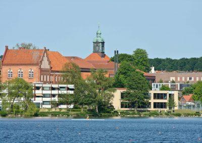 Ferienhaus am Küchensee (Ratzeburg) anderes Ufer
