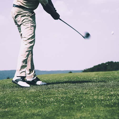 golf / golfer