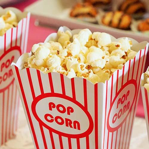Popcorn & Kino